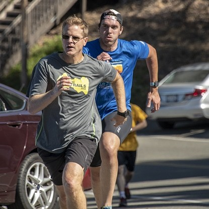 The Berkeley Lab Runaround 3k race