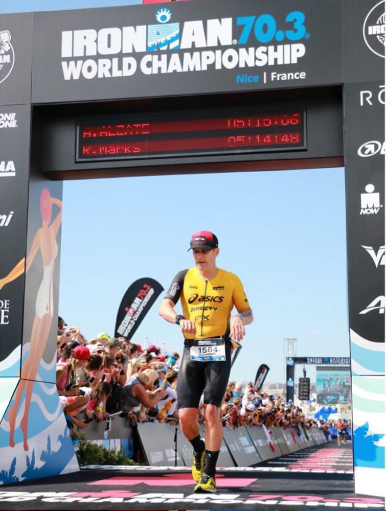 Nice Ironman 70,3 World Championship