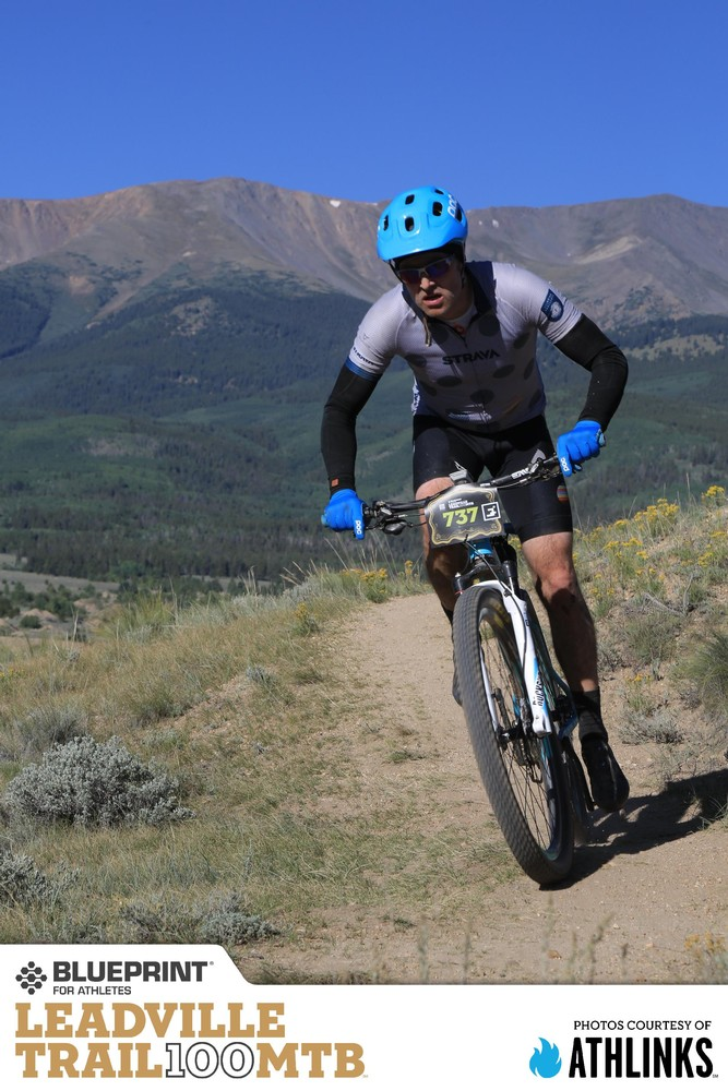 2016 Leadville 100 MTB (Leadville, CO)